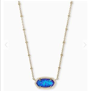 new Kendra Scott Elisa Satellite Pendant Necklace